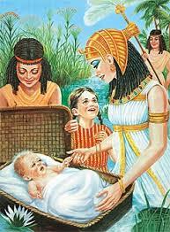 Moisés salvado