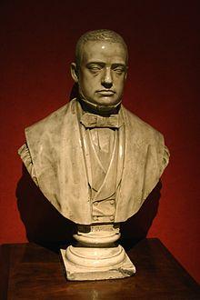 3. Busto del doctor Velasco, situado en el Museo de Antropología de Madrid, en la misma sala dónde se encuentra el esqueleto del gigante (www.wikipedia.es)